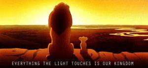 """""""Tout ce qui est dans la lumière est notre royaume"""""""